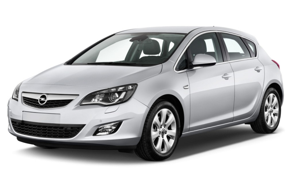 GEC Auto • Opel Astra • Rent a Car