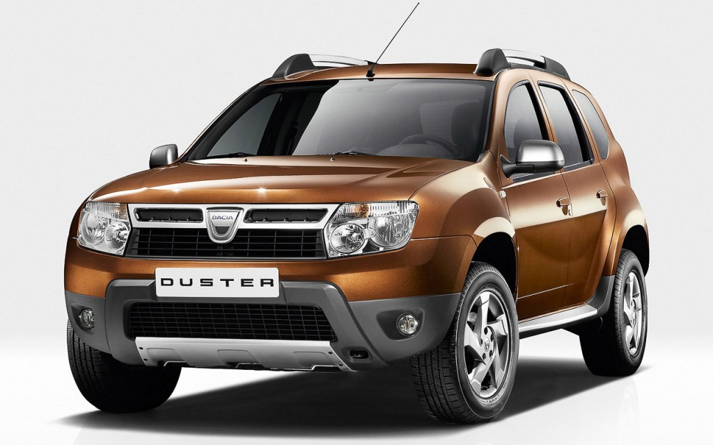 GEC Auto • Dacia Duster • Rent a Car