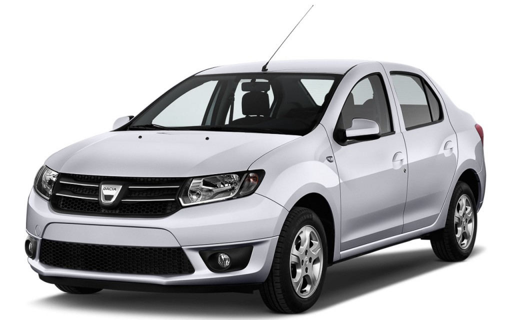 GEC Auto • Dacia Logan • Rent a Car