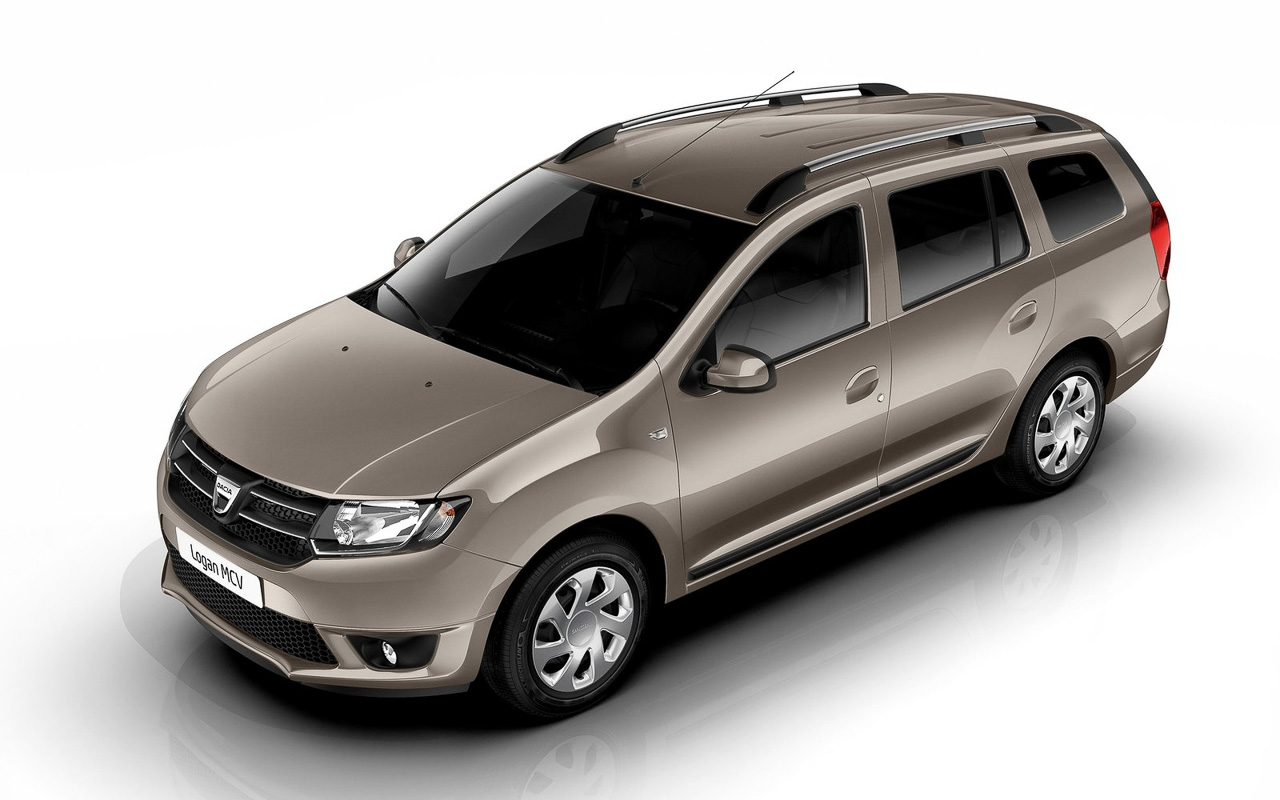 GEC Auto • Dacia Logan MCV • Rent a Car
