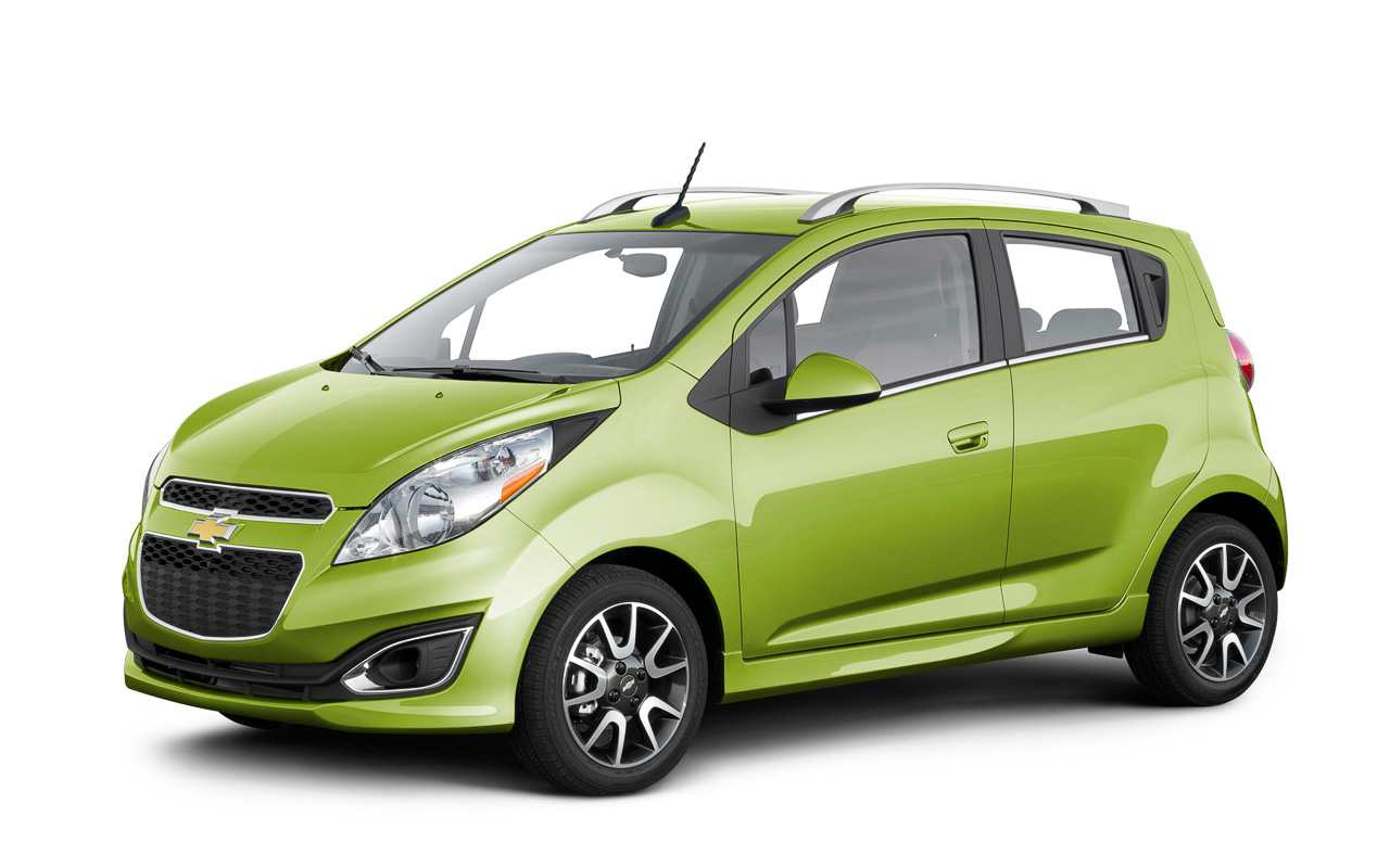 GEC Auto • Chevrolet Spark • Rent a Car