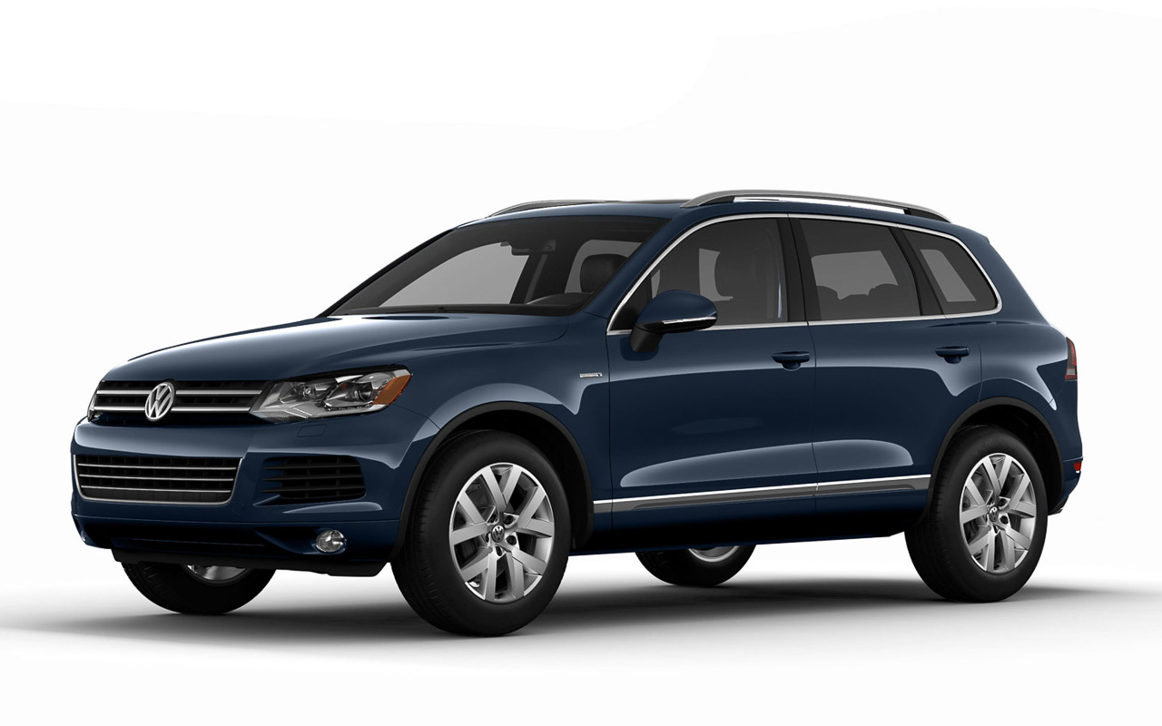 GEC Auto • VW Touareg • Rent a Car